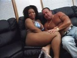 Vyšukanej zadek tlusté černošky - freevideo