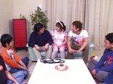 Gangbang na oslavu jej�ch osmn�ctin - freevideo