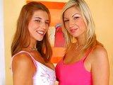Hezké chvílky dvou nažhavených lesbických kamarádek - freevideo