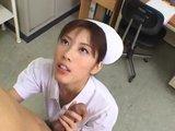 Povolná sestřička ráda léčí - freevideo