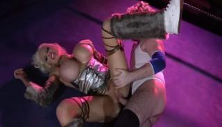 Masivní kozy v ringu - freevideo