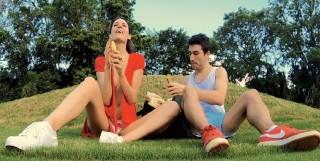 Lesní mrdačka mladého páru - freevideo