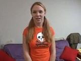 Ginger Taylor na pracovním pohovoru - freevideo