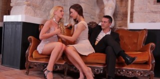 Žhavá trojka se spoustou mrdky - freevideo
