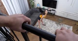 Šoustá holku spolubydlícího - freevideo