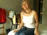 Jihoamerická blondýnka s velkejma bradavkama - freevideo
