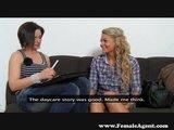 Ruská striptérka na castingu - freevideo