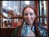 Zrzavá coura miluje sex na veřejnosti - freevideo