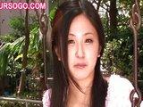 Japonská teenka s chlupatou kundičkou - freevideo