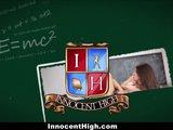 Školník mrdá špinavou školačku - freevideo