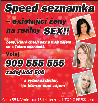 Speed seznamka  Sex po telefonu